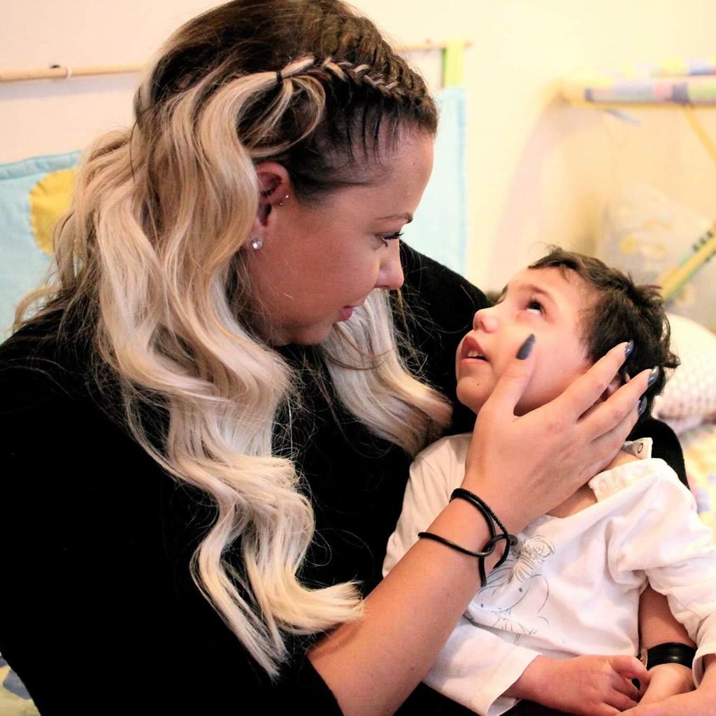 Alexandra Hovancová: Influencerka v pomoci nevyliečiteľne chorým deťom