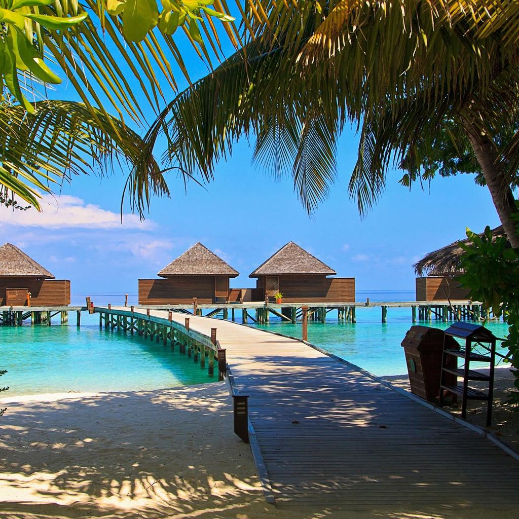 Maldivy sa stanú prvou destináciou na svete s vernostným programom