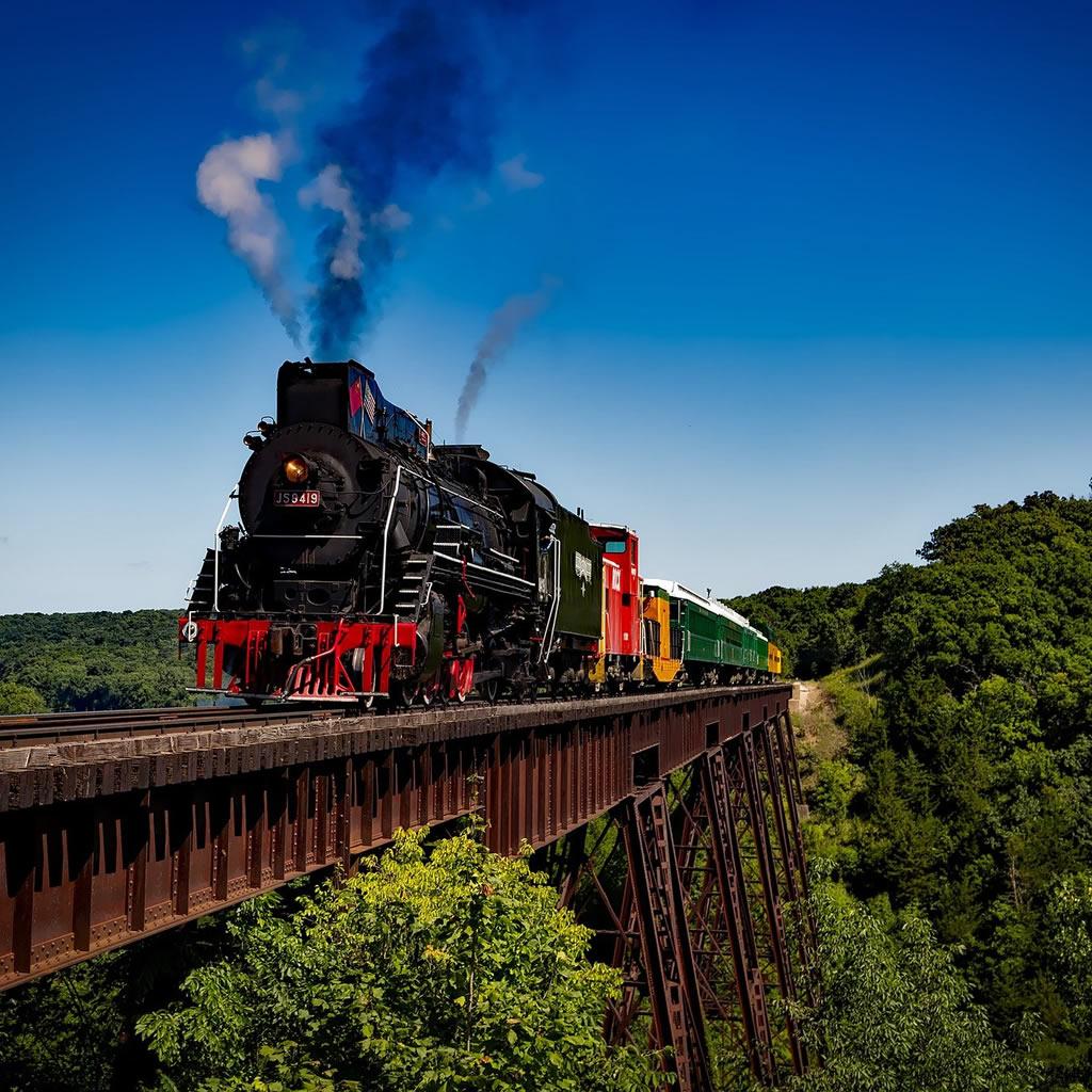 Cestovanie v budúcnosti – vlaky poháňané odpadom