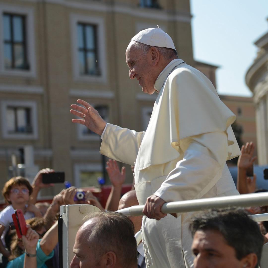 Slovenskí veriaci sú nadšení. Pápež plánuje navštíviť Bratislavu