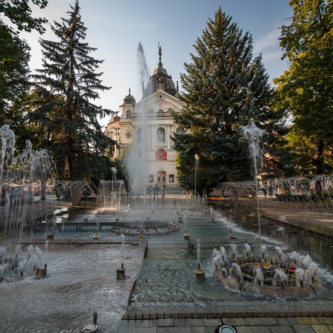 O titul Európske hlavné mesto kultúry zabojuje toto mesto