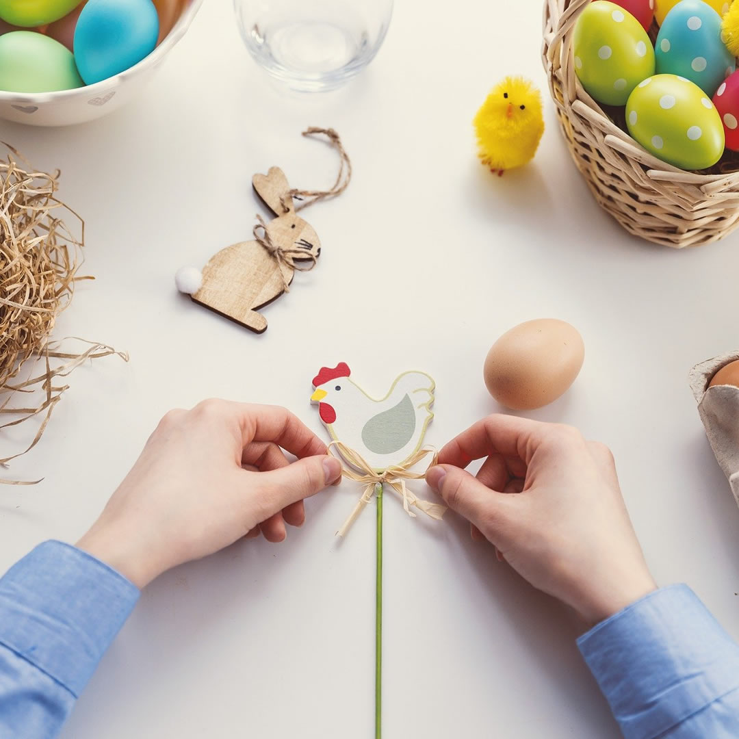 Veľkonočnými zvykmi vítame jar, no majú i ďalšie posolstvá. Poznáte ich?