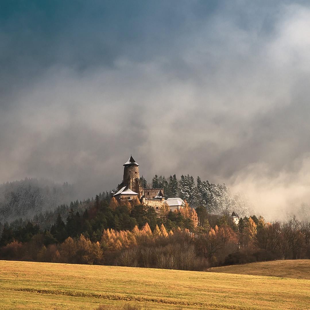 Tip na výlet: Navštívte hrad a skanzen v Starej Ľubovni