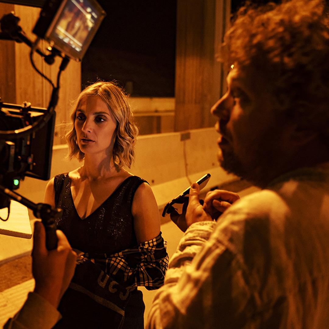 Barbora Poláková nahrala titulnú pieseň k filmu 13 MINUT. Čo o soundracku prezradila?