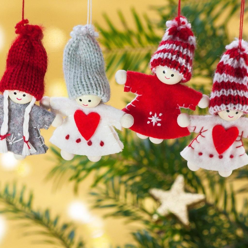 Ozdobte si vianočný stromček už teraz. Pomáha to psychike